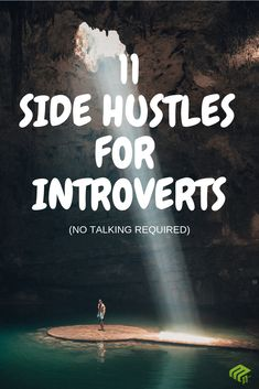 Love making money but not talking to people? We've got you sorted #introvert