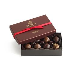 Signature Chocolate Truffles Gift Box #GODIVA ($20.00)