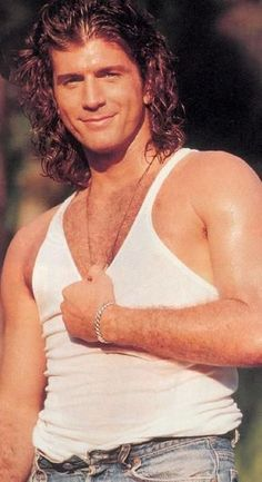 Joe Lando from his Dr. Quinn days