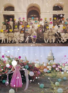 tim walker fashion, art, inspir, tim walker, india, balloons, bubbl, bright colors, photographi