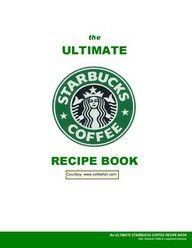 Starbucks Recipe Book