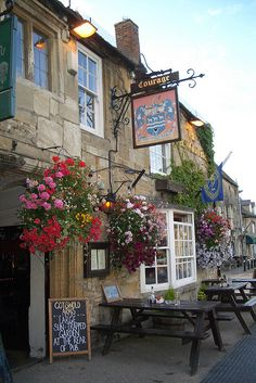 ~Burford, The Cotswolds, England~