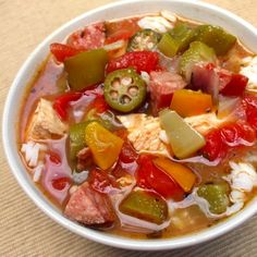 Chicken Gumbo | Recipes | Spoonful