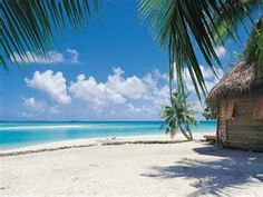 I want to sit and read a book on this beach!!!  Summer serenity!!