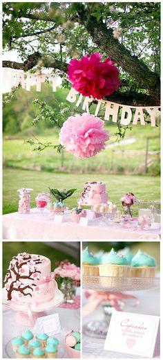 Birthday Garden Party