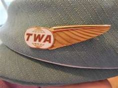 TWA PIN  - TRANS WORLD AIRLINES
