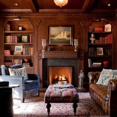 Chesterfield Sofa Design, Pictures, Remodel, Decor and Ideas - page 2