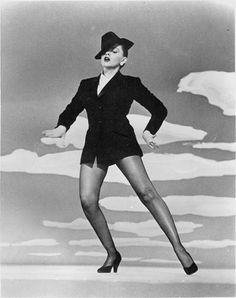 "Judy As Jane Falbury In ""Summer Stock"", 1950"