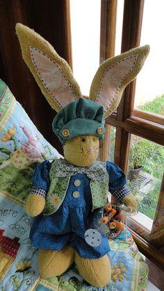 fabricsbook illustr, coelho de, hermoso conejo, cris lind