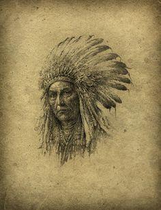 Indian Chief, via Flickr.