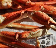 Cajunlicious Class: Boiled Crab Legs