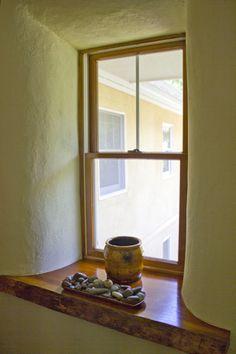 such a wonderful deep windowsill!