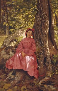 Winslow Homer (American, 1836-1910):  1891. - Google Search