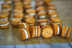 Gluten-Free Ritz Bits Cheese Crackers