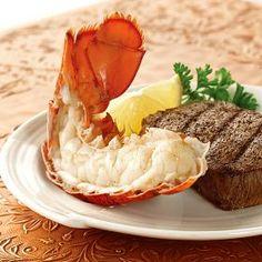 2.5 oz. Maine Lobster Tail Halves
