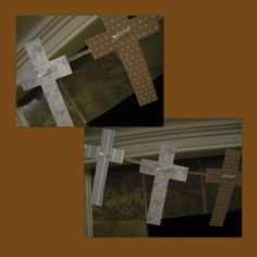 cross banner for First Communion, Baptism, Confirmation