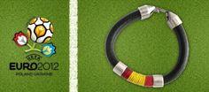 Pulsera imprescindible para la Eurocopa 2012. Todos con La Roja!   Aún no la tienes???
