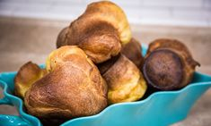 Home & Family - Recipes - Cristina Cooks Neiman Marcus Popovers With Strawberry Butter | Hallmark Channel