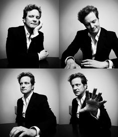 Oh, Mr. Firth.