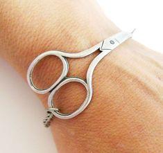 Cute Shears Bracelet
