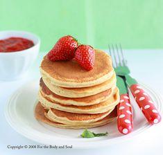 ... amp create whole wheat pancakes with strawberry sauce pic # pancake