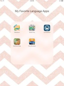 Speechy Musings: Go To Language Apps. Pinned by SOS Inc. Resources. Follow all our boards at pinterest.com/sostherapy for therapy resources.