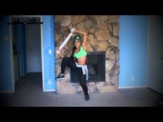 How to Dance Your Way to Sexy Abs With Keaira LaShae - YouTube