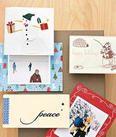 """Looking for something other than """"Seasons greetings"""" to write in your Christmas cards this year? Try these sayings and quotes."""