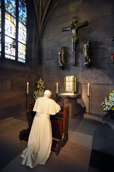 book of beautiful photos of Papa Benedict at the Vatican website