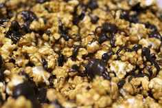 Caramel Corn Recipe without corn syrup