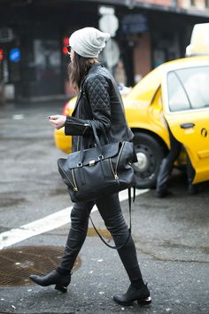 Street style – Meatpacking District, NYC #nyc #nycshopping #streetstyle #shopping #meatpackingdistrict #philliplim