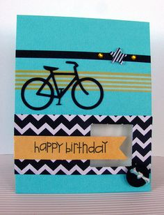 Happy Birthday for a Cyclist