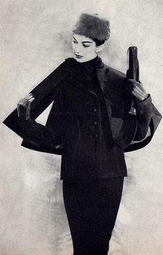 Swing Coat 1955
