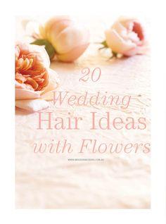 20 Wedding Hair Idea