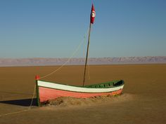 Chott el Jerid, #Tunisia