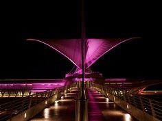 Quadracci Pavilion: Warhol by Milwaukee Art Museum, via Flickr