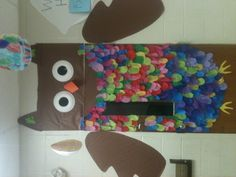 doors, idea, bulletin board, classroom door, owl classroom, door decor, decorations, owl door, owls