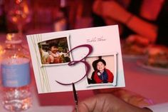 Wedding, Reception, Table, Numbers
