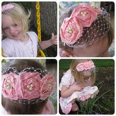 birdcage headband