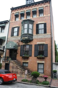 The Haunted Doctor's House in Savannah