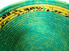Coiled Rope Basket i