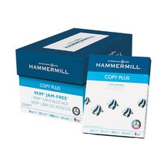 Case of Hammermill Paper : $27.99 + Free S/H (reg. $53.99)