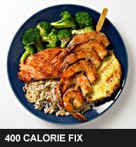 400 calorie meals that TASTE LIKE 1000 calorie meals.