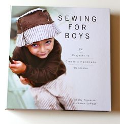 Sewing for Boys, Why didn't I find this when my boys were little?