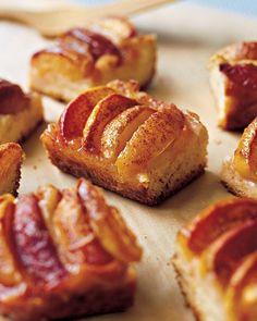 Grandma's Peach Cake Recipe