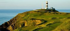 Golf at Old Head Golf Club .  Scotland is a golf mecca.