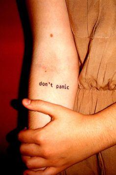 tattoo idea, hat tattoo, first tattoo, panic, tattoo artists, small tattoos, a tattoo, top hats, hitchhik guid