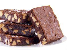 Peanut Butter Espresso Brownies Recipe : Giada De Laurentiis : Food Network - FoodNetwork.com