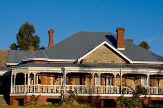 Australian homesteads on pinterest country homes - Country home designs south australia ...