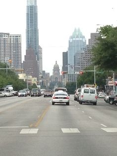 Austin- the capital is no longer the tallest building downtown!
